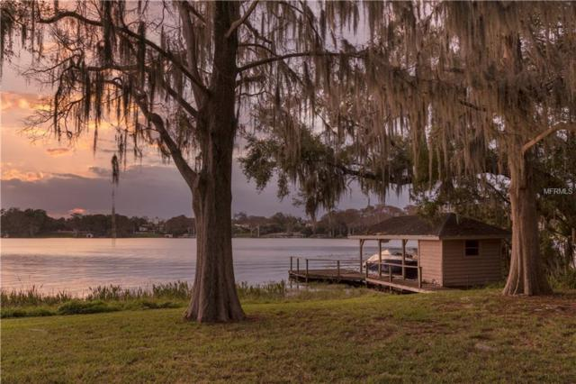 410 Lakewood Drive, Winter Park, FL 32789 (MLS #O5766513) :: The Duncan Duo Team