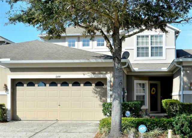 644 Canyon Stone Circle, Lake Mary, FL 32746 (MLS #O5766611) :: Cartwright Realty