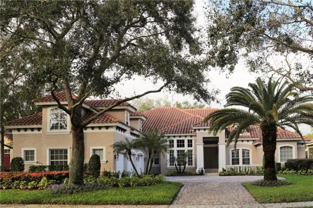 6106 Blakeford Drive, Windermere, FL 34786 (MLS #O5767845) :: Delgado Home Team at Keller Williams