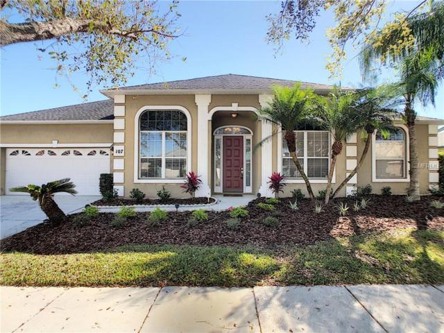 107 Fairway Pointe Circle, Orlando, FL 32828 (MLS #O5768162) :: The Light Team