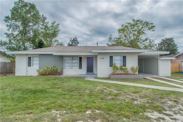 1794 Saxon Boulevard, Deltona, FL 32725 (MLS #O5768924) :: Team Bohannon Keller Williams, Tampa Properties