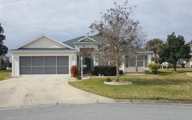 2105 Inez Lane, The Villages, FL 32159 (MLS #O5769005) :: Realty Executives in The Villages