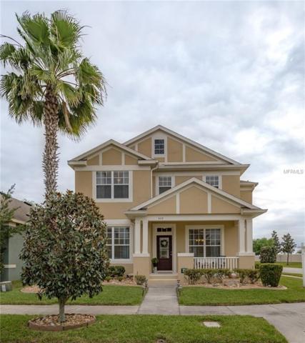 508 Boat Key Way, Groveland, FL 34736 (MLS #O5769534) :: Team Bohannon Keller Williams, Tampa Properties