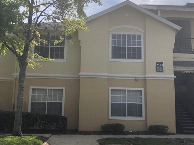 2544 Robert Trent Jones Drive #820, Orlando, FL 32835 (MLS #O5769593) :: Bustamante Real Estate