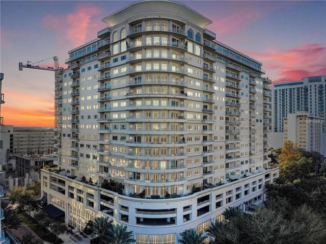 100 S Eola Drive #1602, Orlando, FL 32801 (MLS #O5769617) :: Mark and Joni Coulter | Better Homes and Gardens