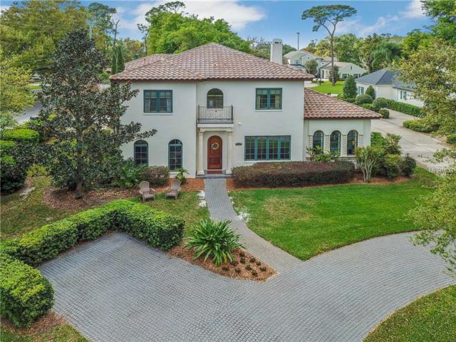 1600 Laken Cove Lane, Orlando, FL 32804 (MLS #O5769619) :: Your Florida House Team
