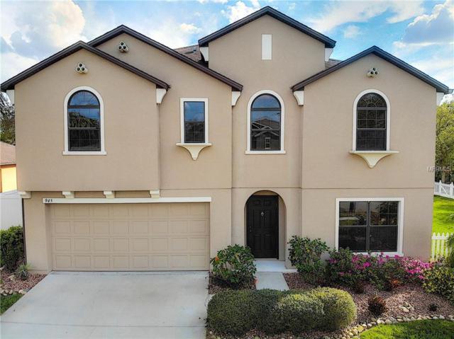 945 Fallbrooke Avenue, Deltona, FL 32725 (MLS #O5769666) :: The Duncan Duo Team