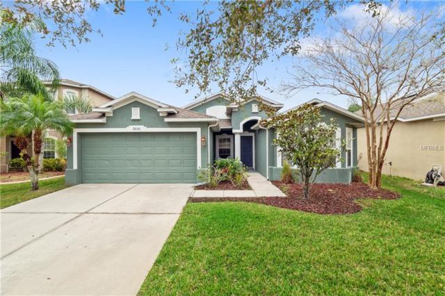 2656 Dover Glen Circle, Orlando, FL 32828 (MLS #O5769763) :: GO Realty