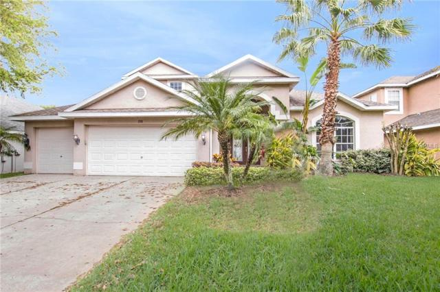 1316 Rowantree Drive, Dover, FL 33527 (MLS #O5770160) :: Jeff Borham & Associates at Keller Williams Realty