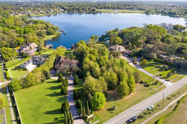 Westover Roberts Road, Windermere, FL 34786 (MLS #O5770181) :: The Duncan Duo Team