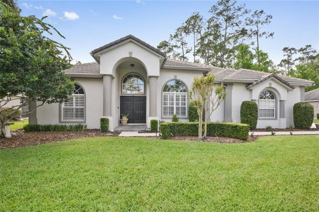 1704 Redwood Grove Terrace, Lake Mary, FL 32746 (MLS #O5770218) :: GO Realty