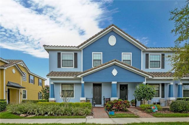 9998 Eagle Creek Center Boulevard, Orlando, FL 32832 (MLS #O5770257) :: Cartwright Realty