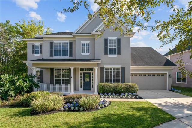 14134 Chicora Crossing Boulevard, Orlando, FL 32828 (MLS #O5770258) :: GO Realty