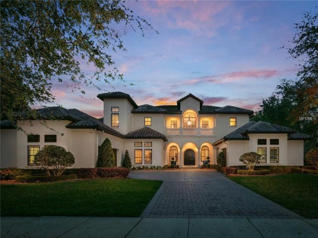 6343 Lake Burden View Drive, Windermere, FL 34786 (MLS #O5770325) :: Bustamante Real Estate