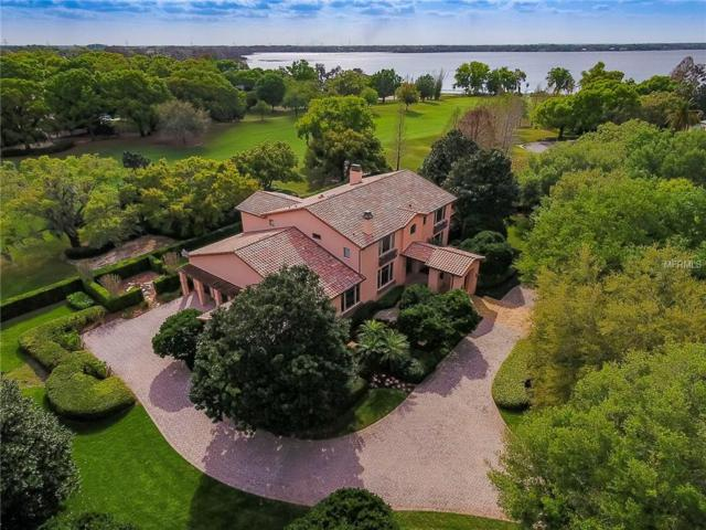 5525 Isleworth Country Club Dr, Windermere, FL 34786 (MLS #O5770405) :: Mark and Joni Coulter | Better Homes and Gardens