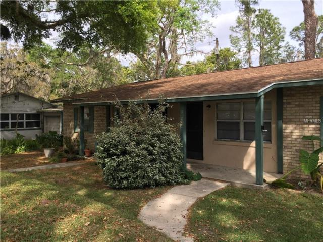 927 N Grove Street, Eustis, FL 32726 (MLS #O5770507) :: KELLER WILLIAMS CLASSIC VI