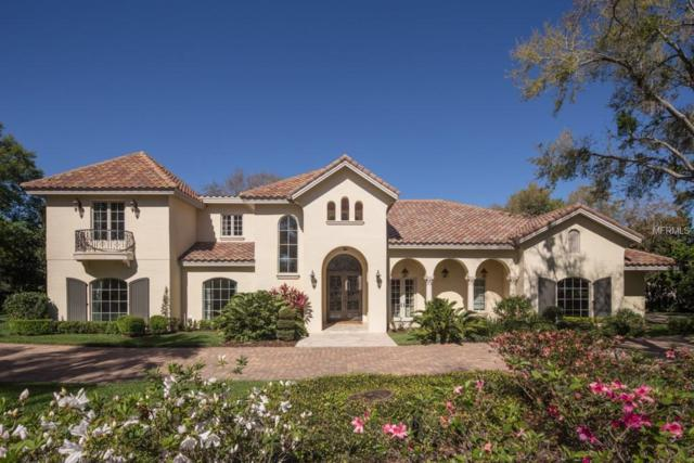5348 Isleworth Country Club Drive, Windermere, FL 34786 (MLS #O5770559) :: The Dan Grieb Home to Sell Team