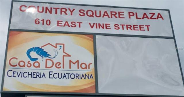 610 E Vine Street #626, Kissimmee, FL 34744 (MLS #O5770562) :: The Duncan Duo Team