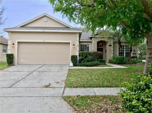 150 Longhirst Loop, Ocoee, FL 34761 (MLS #O5770736) :: Bustamante Real Estate