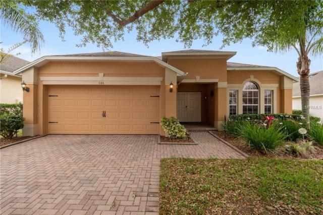 846 Highgate Park Boulevard, Davenport, FL 33897 (MLS #O5770775) :: Bustamante Real Estate