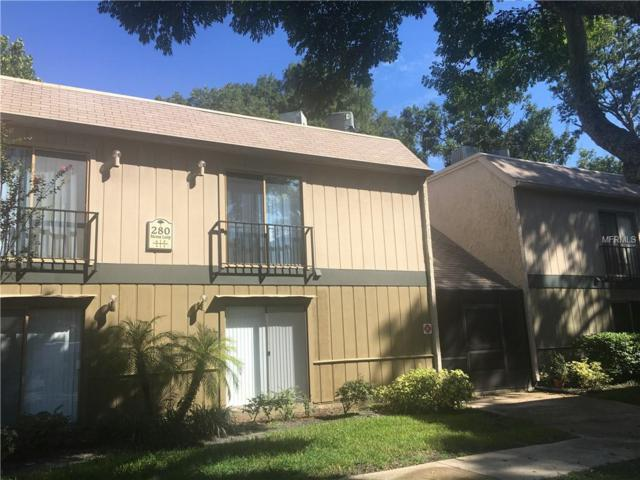 280 Moree Loop #1 #1, Winter Springs, FL 32708 (MLS #O5770838) :: Premium Properties Real Estate Services