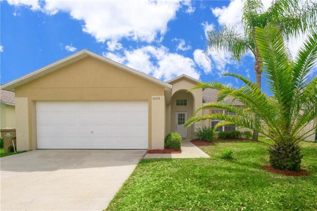 1035 Clear Creek Circle, Clermont, FL 34714 (MLS #O5770851) :: Bustamante Real Estate