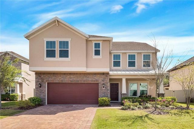 14811 Golden Sunburst Avenue, Orlando, FL 32827 (MLS #O5770894) :: GO Realty