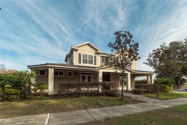 615 E Harding Street, Orlando, FL 32806 (MLS #O5771028) :: Your Florida House Team