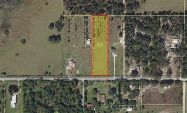 Jack Brack Road, Saint Cloud, FL 34771 (MLS #O5771076) :: Cartwright Realty