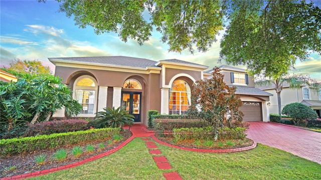 9519 Westover Club Circle, Windermere, FL 34786 (MLS #O5771077) :: The Dan Grieb Home to Sell Team