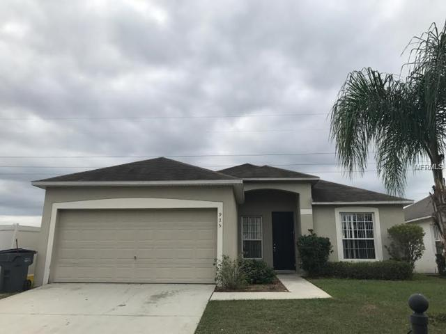 935 Knollwood Drive, Davenport, FL 33837 (MLS #O5771294) :: Bridge Realty Group