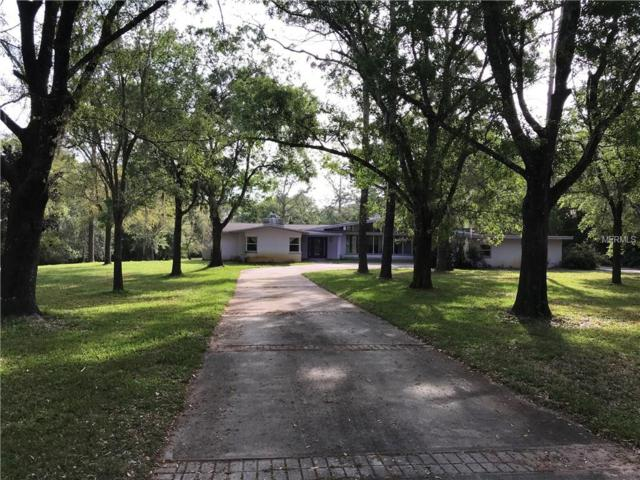 5657 Rocking Horse Road, Orlando, FL 32817 (MLS #O5771867) :: Lockhart & Walseth Team, Realtors
