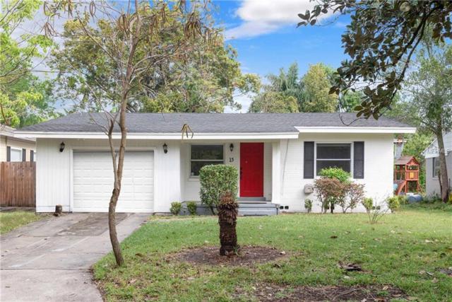 15 W Rosevear Street, Orlando, FL 32804 (MLS #O5771892) :: Your Florida House Team