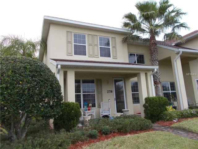 278 N Airport Road, New Smyrna Beach, FL 32168 (MLS #O5771922) :: Cartwright Realty