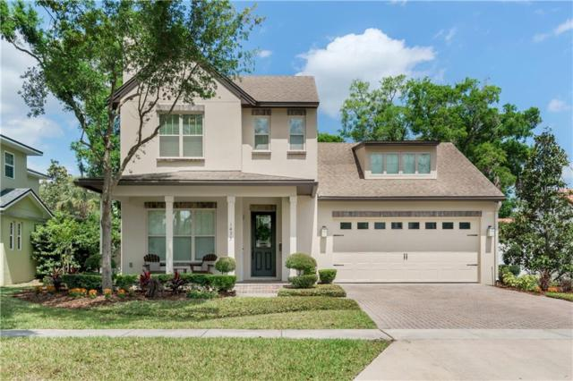 1475 Magnolia Avenue, Winter Park, FL 32789 (MLS #O5771960) :: Team Suzy Kolaz