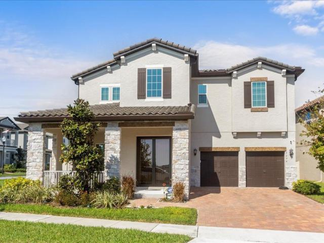 9294 Woodcrane Drive, Winter Garden, FL 34787 (MLS #O5772036) :: The Light Team
