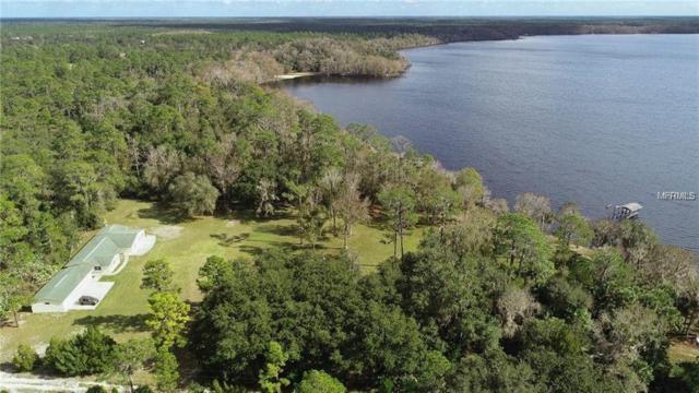 4354 Lake Ashby Road, New Smyrna Beach, FL 32168 (MLS #O5772198) :: The Duncan Duo Team