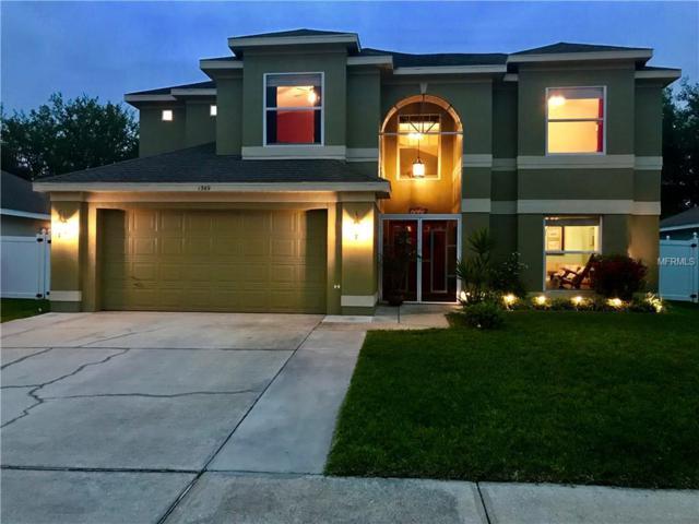 1369 Lochbreeze Way, Orlando, FL 32828 (MLS #O5772459) :: Dalton Wade Real Estate Group
