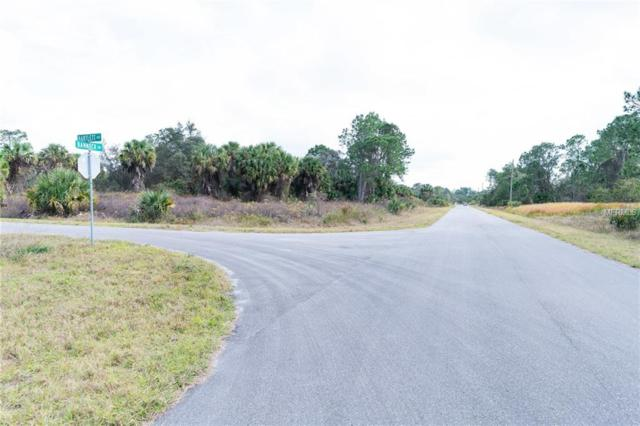 0 Bannock Circle, North Port, FL 34288 (MLS #O5772748) :: Baird Realty Group