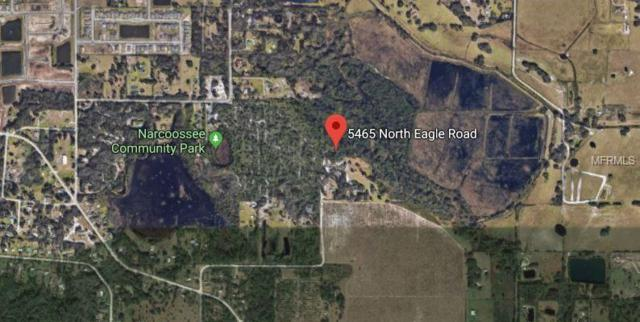 5465 N Eagle Road, Saint Cloud, FL 34771 (MLS #O5773141) :: Cartwright Realty