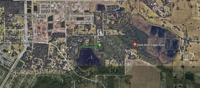5500 N Eagle Road, Saint Cloud, FL 34771 (MLS #O5773142) :: Cartwright Realty