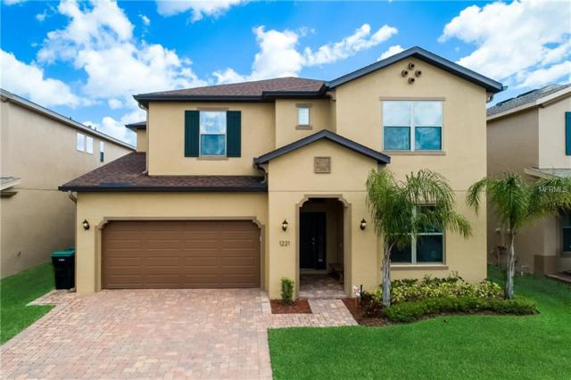 1221 Fountain Coin Loop, Orlando, FL 32828 (MLS #O5773616) :: Team Suzy Kolaz