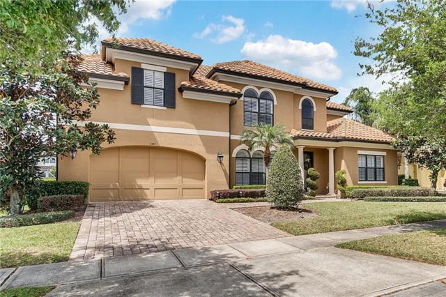 1241 Bella Vista Circle, Longwood, FL 32779 (MLS #O5774010) :: The Duncan Duo Team