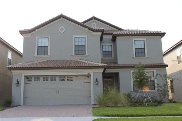 1432 Rolling Fairway Drive, Champions Gate, FL 33896 (MLS #O5774316) :: The Duncan Duo Team
