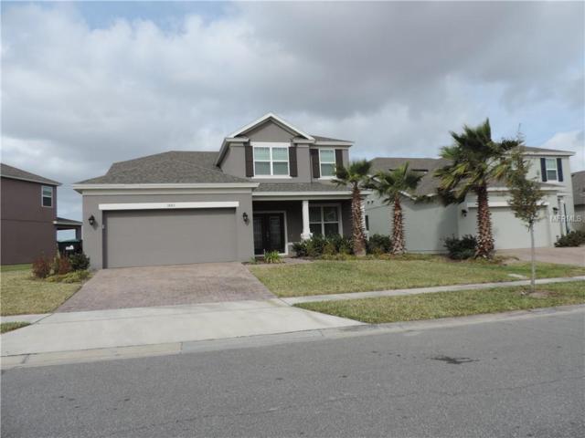 3883 Prairie Reserve Boulevard, Orlando, FL 32824 (MLS #O5774507) :: Team Suzy Kolaz