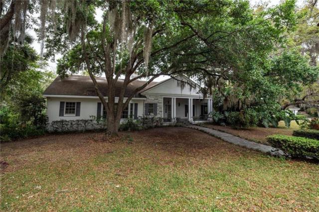 1700 Country Club Road, Eustis, FL 32726 (MLS #O5774607) :: Lockhart & Walseth Team, Realtors