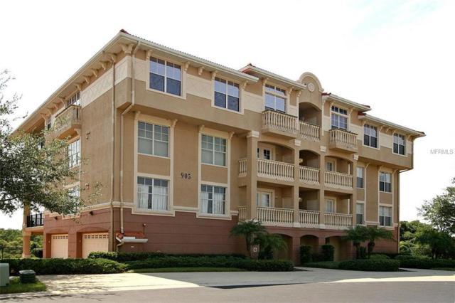 905 Lotus Vista Drive #101, Altamonte Springs, FL 32714 (MLS #O5774850) :: Premium Properties Real Estate Services