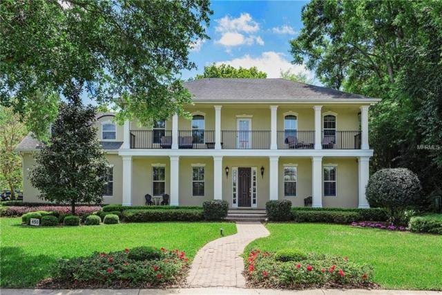 450 Lakewood Drive, Winter Park, FL 32789 (MLS #O5774891) :: Griffin Group