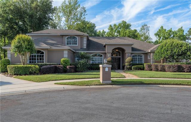 223 Meadow Bay Court, Lake Mary, FL 32746 (MLS #O5775340) :: Bustamante Real Estate
