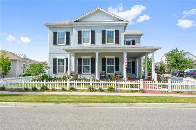 821 Civitas Way, Winter Garden, FL 34787 (MLS #O5775392) :: Bustamante Real Estate